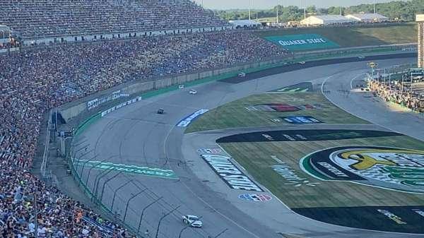 Kentucky Speedway, secção: Kentucky Tower