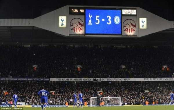 White Hart Lane, secção: 57