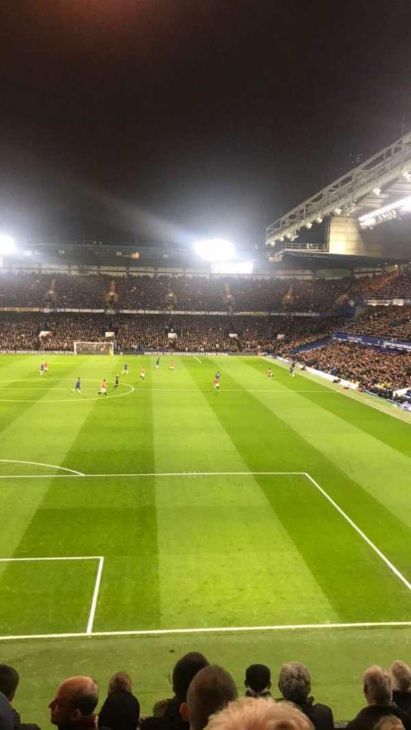 Stamford Bridge, secção: Shed Upper 3, fila: 9, lugar: 0133