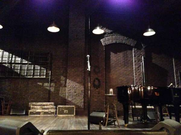 Walter Kerr Theatre, secção: Orchestra C, fila: B, lugar: 107