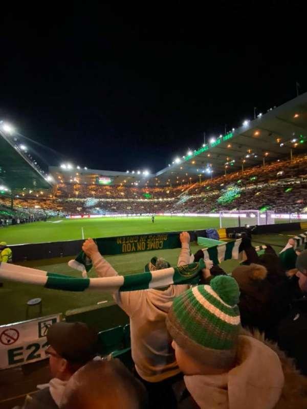 Celtic Park, secção: 116, fila: Oc, lugar: 6