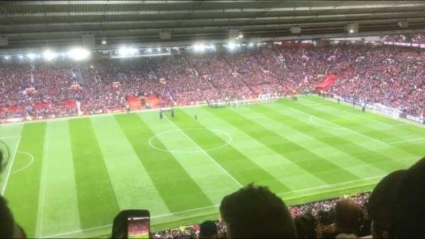 Old Trafford, secção: N3403, fila: 30, lugar: 173
