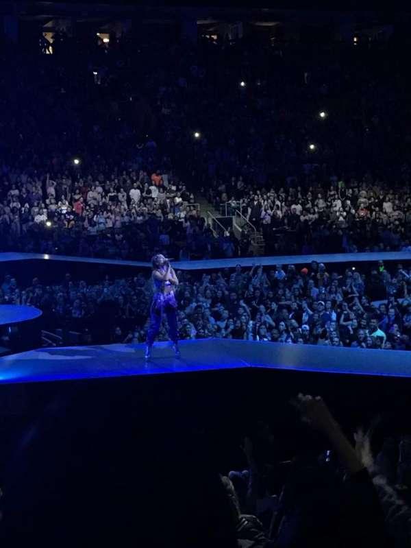 Scotiabank Arena, secção: 110, fila: 13, lugar: 6