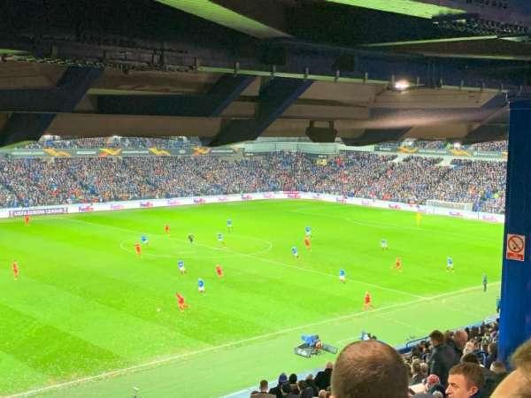 Ibrox Stadium, secção: Mrt, fila: G, lugar: 289