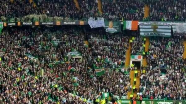Celtic Park, secção: 442, fila: j, lugar: 5