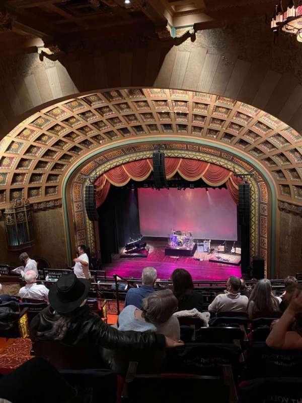 Florida Theatre, secção: B200, fila: N, lugar: 6