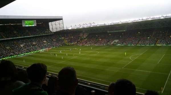 Celtic Park, secção: 401, fila: c, lugar: 21