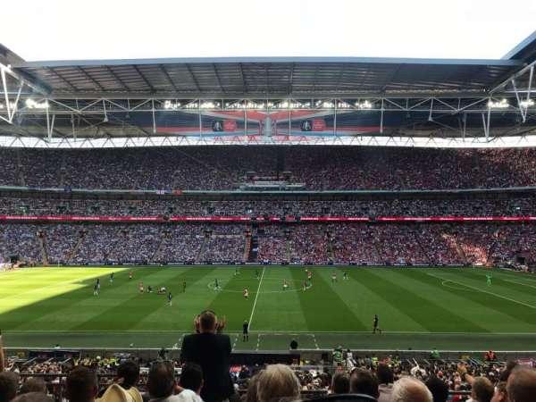 Wembley Stadium, secção: Bobby Moore Club