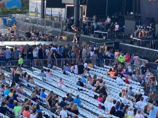 Hershey Park Stadium, secção: 25, fila: L, lugar: 2