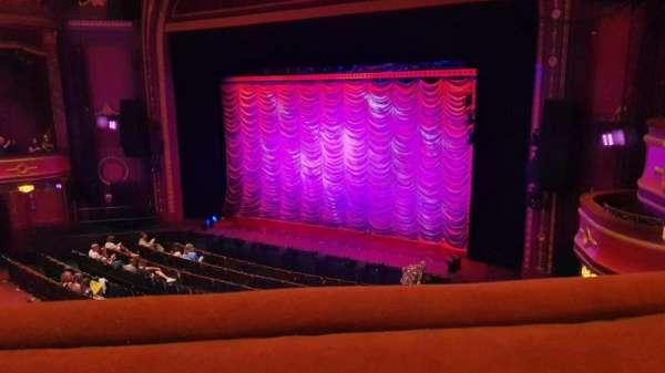 Mayflower Theatre, secção: Circle, fila: A, lugar: 8