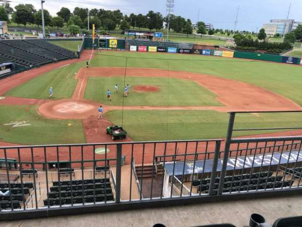 Arvest Ballpark, secção: Suite 9