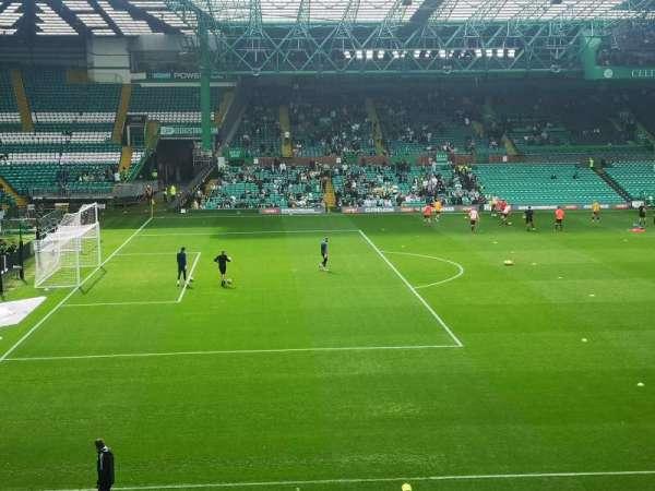 Celtic Park, secção: 108, fila: Aa, lugar: 21