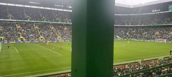 Celtic Park, secção: 121, fila: W, lugar: 6