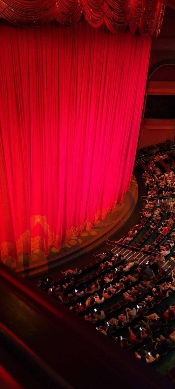 O Theatre, secção: 300, fila: L, lugar: 304