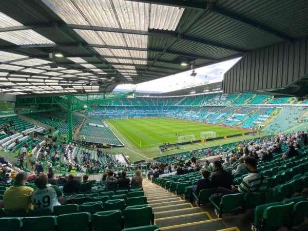 Celtic Park, secção: 118, fila: SS, lugar: 21
