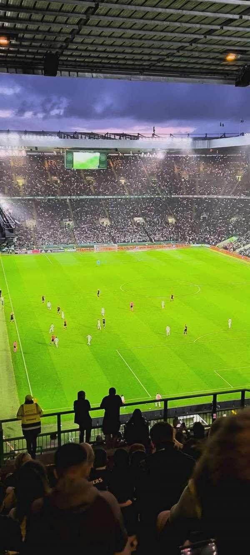 Celtic Park, secção: 419, fila: W, lugar: 14