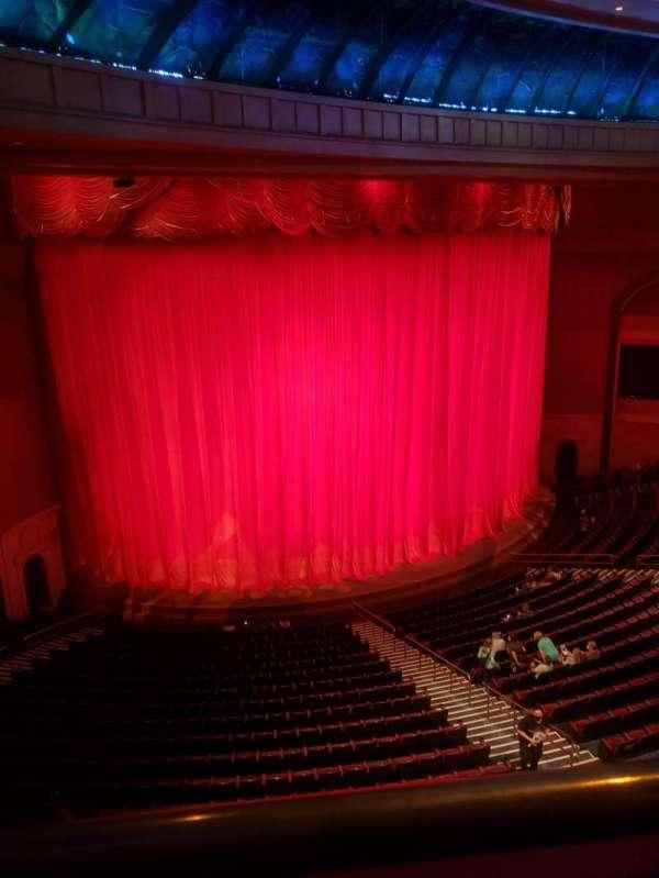 O Theatre, secção: 302, fila: AA, lugar: 3