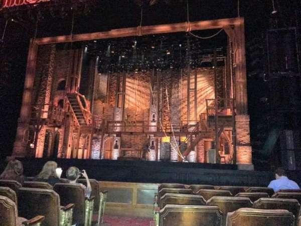 Fox Theatre (Atlanta), secção: Orchestra RC, fila: G, lugar: 52