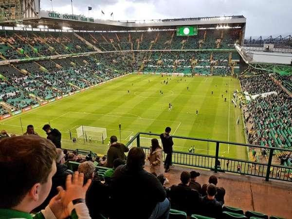 Celtic Park, secção: 438, fila: QQ, lugar: 1