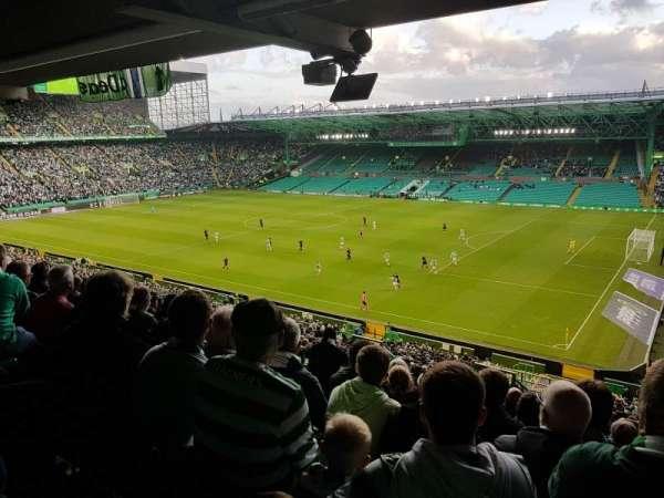 Celtic Park, secção: 201, fila: TT, lugar: 9