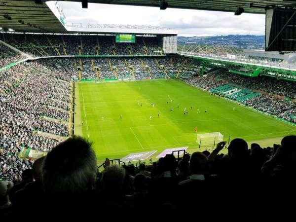 Celtic Park, secção: 442, fila: Y, lugar: 27
