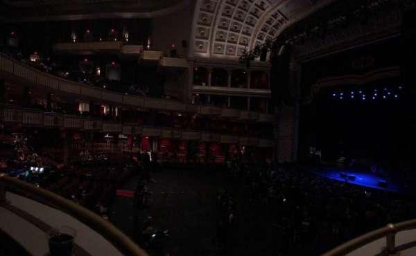 The Met Philadelphia, secção: GBox, fila: A, lugar: 3