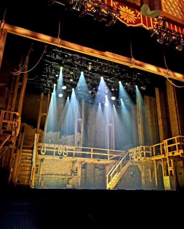 Fox Theatre (Atlanta), secção: Orchestra L, fila: B, lugar: 51