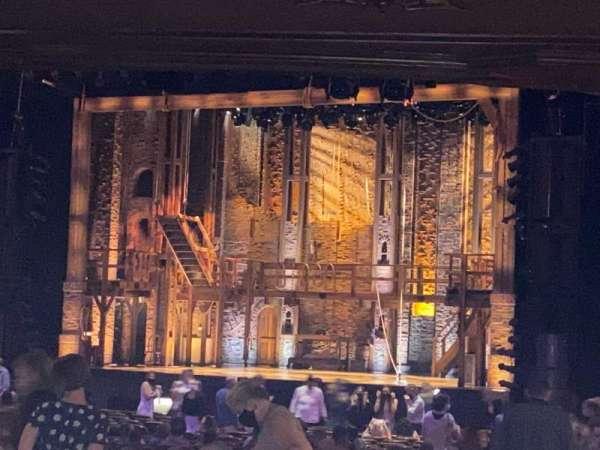 Fox Theatre (Atlanta), secção: Orchestra R, fila: KK, lugar: 8