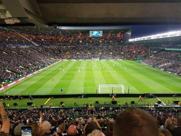 Celtic Park, secção: 140, fila: SS, lugar: 16