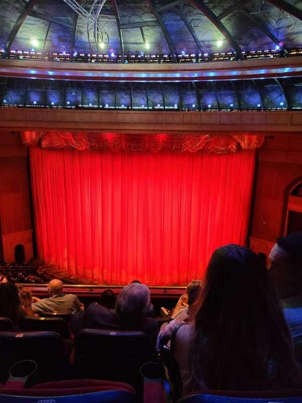 O Theatre, secção: 303, fila: EE, lugar: 23