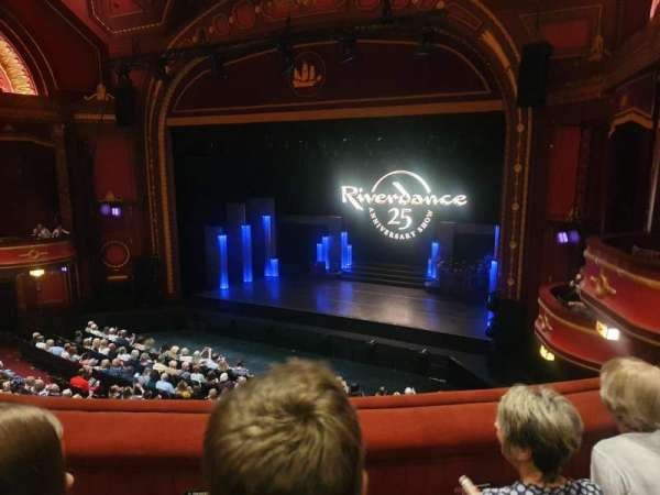 Mayflower Theatre, secção: Dress Circle, fila: C, lugar: 5