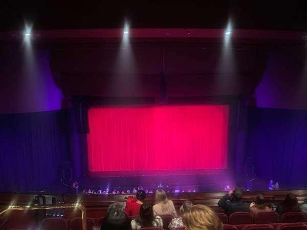 Crown Theatre (Perth), secção: Stalls, fila: F, lugar: 21