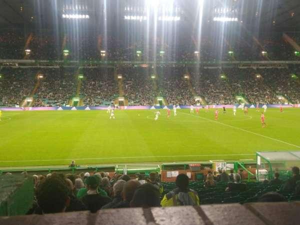 Celtic Park, secção: WS2, fila: A, lugar: 12