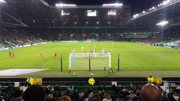 Celtic Park, secção: 140, fila: S, lugar: 1