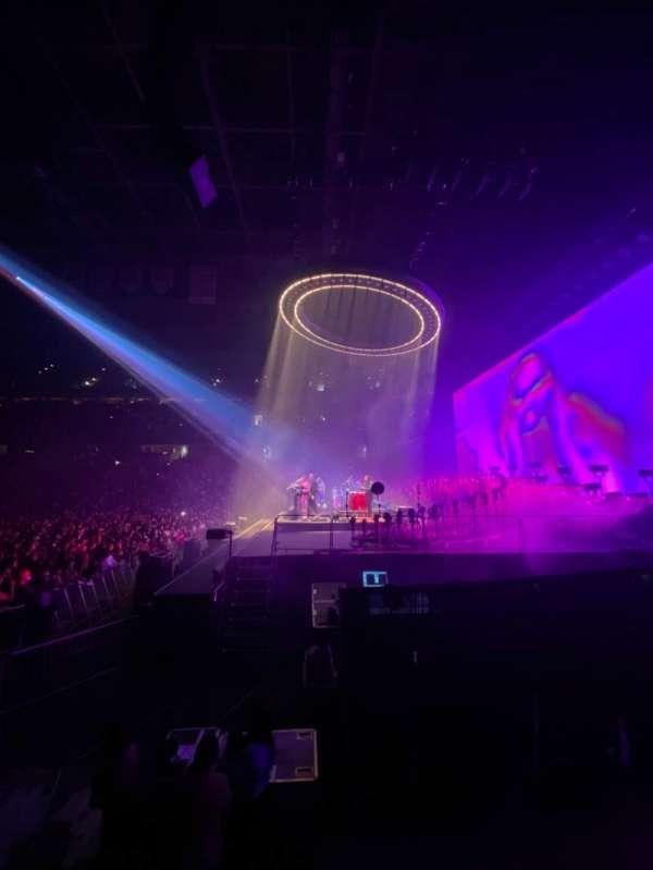 Capital One Arena, secção: 113, fila: G, lugar: 12