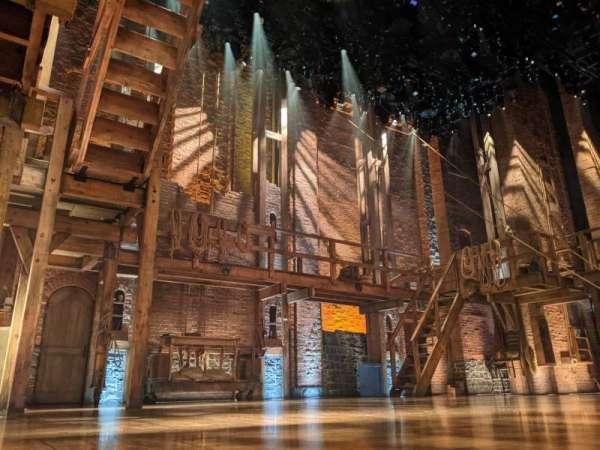 Richard Rodgers Theatre, secção: Orchestra L, fila: CC, lugar: 5