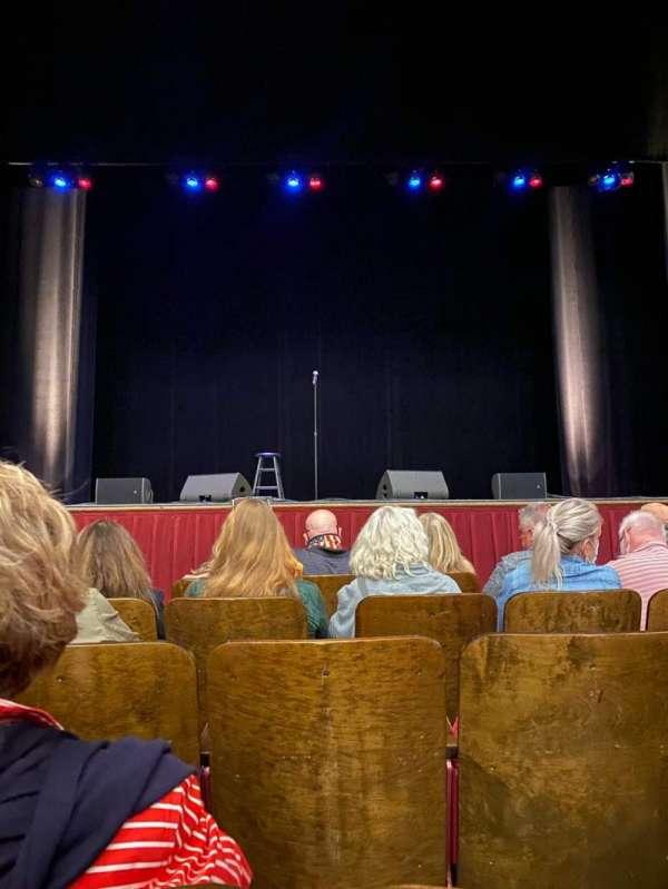 Lyric Performing Arts Center, secção: ORCH, fila: B, lugar: 119