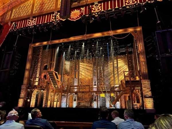 Fox Theatre (Atlanta), secção: Orchestra RC, fila: F, lugar: 52