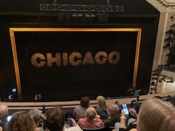 Ambassador Theatre, secção: Front Mezzanine LC, fila: D, lugar: 105