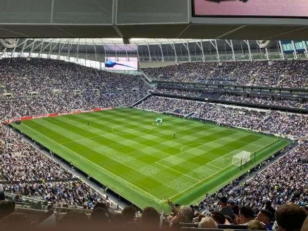 Tottenham Hotspur Stadium, secção: 520, fila: 16, lugar: 651