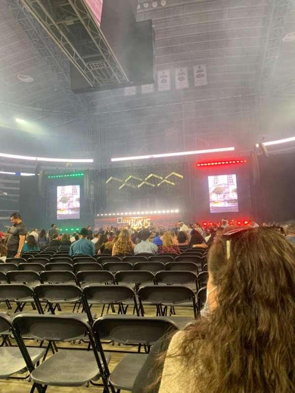 AT&T Stadium, secção: Floor G, fila: 22, lugar: 18