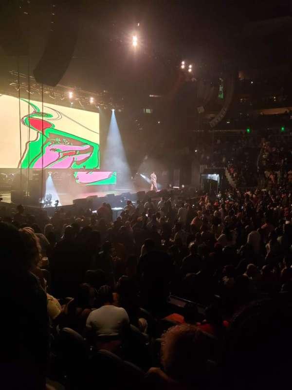 State Farm Arena, secção: 120, fila: GG, lugar: 10