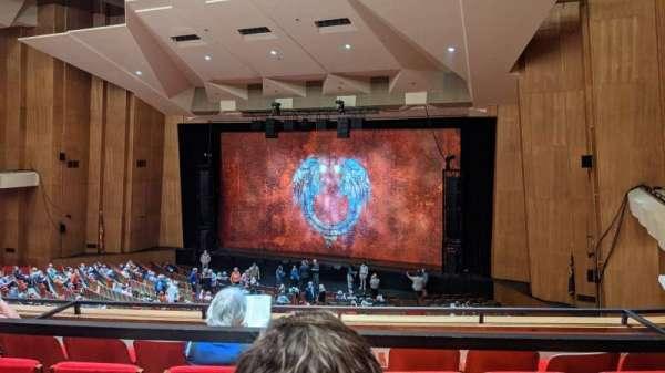 Keller Auditorium, secção: 1Balc, fila: B, lugar: 5