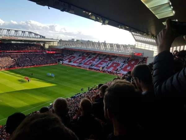Anfield, secção: U1, fila: 62, lugar: 15
