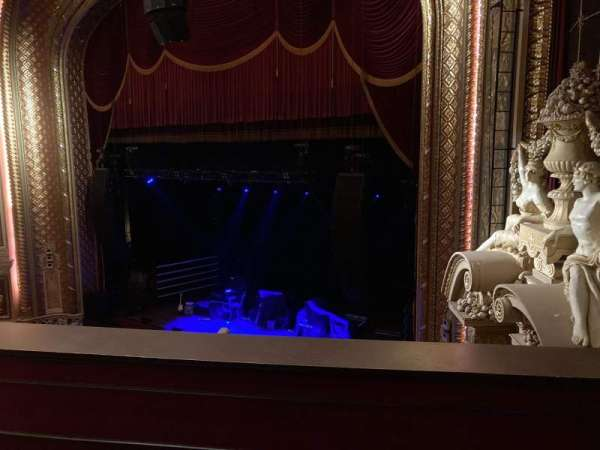 Wang Theatre, secção: Mezzanine R, fila: C, lugar: 38