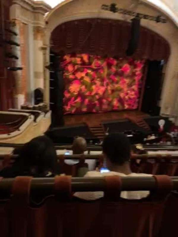 KeyBank State Theatre, secção: Loge L, fila: C, lugar: 408