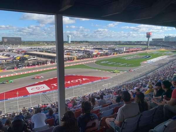 Charlotte Motor Speedway, secção: Chrysler, fila: 48, lugar: 41