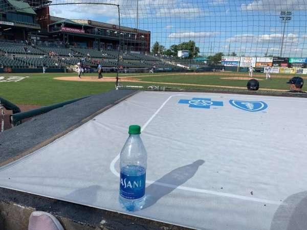 TD Bank Ballpark, secção: 111, fila: C, lugar: 2