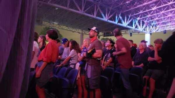 PNC Music Pavilion, secção: 3, fila: K, lugar: 1
