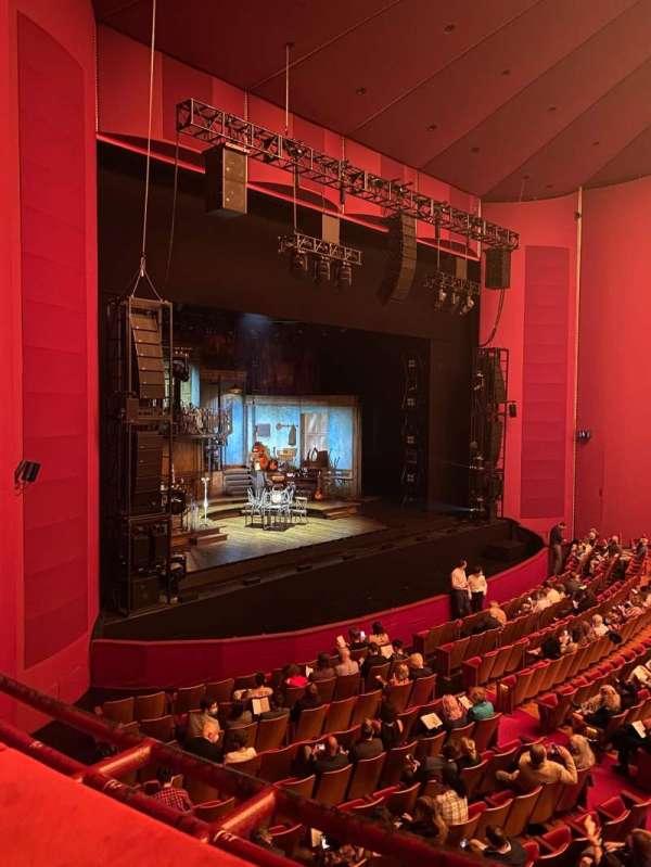 The Kennedy Center Eisenhower Theater, secção: Box, fila: 17, lugar: 3